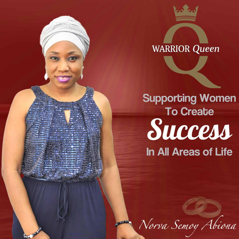 Norva Abiona Work with Norva Warrior Queen